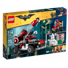 Конструктор Lego (лего) Batman Movie 70921 Тяжёлая артиллерия Харли Квинн