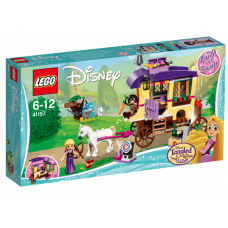 Конструктор Lego (лего) Disney Princess 41157 Экипаж Рапунцель