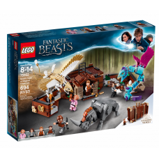 Конструктор Lego (лего) Harry Potter 75952 Чемодан Ньюта Саламандера