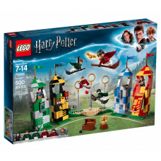 Конструктор Lego (лего) Harry Potter 75956 Матч по квиддичу
