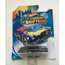 Машинки Mattel Hot Wheels BHR15/BHR31 Colour Shifters Fish'd & Chip'd