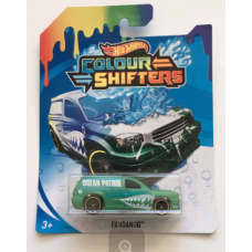 Машинки Mattel Hot Wheels BHR15/BHR42 Colour Shifters Fandango