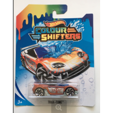 Машинки Mattel Hot Wheels BHR15/GBF25 Colour Shifters Trak Tune
