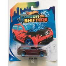 Машинки Mattel Hot Wheels BHR15/GBF26 Colour Shifters Boom Box