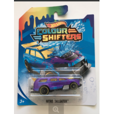Машинки Mattel Hot Wheels BHR15/GBF27 Colour Shifters Nitro Tailgater