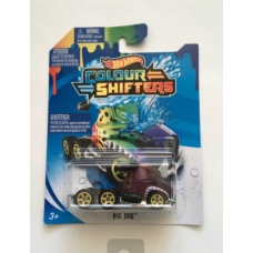 Машинки Mattel Hot Wheels BHR15/GFM43 Colour Shifters Rig Dog