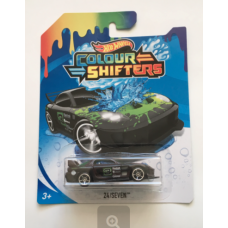 Машинки Mattel Hot Wheels BHR15/GFT25 Colour Shifters 24/Seven