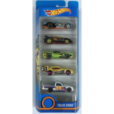 Машинки Mattel Hot Wheels DVF03 Track Stars