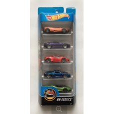 Машинки Mattel Hot Wheels DVF95 HW EXOTICS