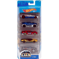 Машинки Mattel Hot Wheels FKT52 City