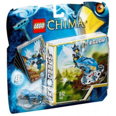 Конструктор Lego (лего) Legends of Chima 70106 Ледяная башня